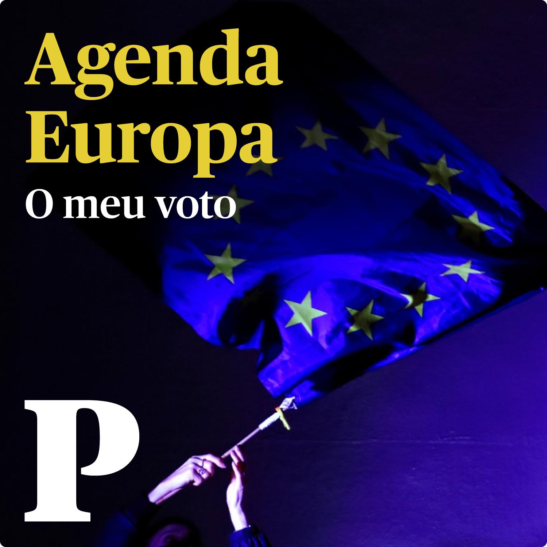 Agenda Europa podcast show image