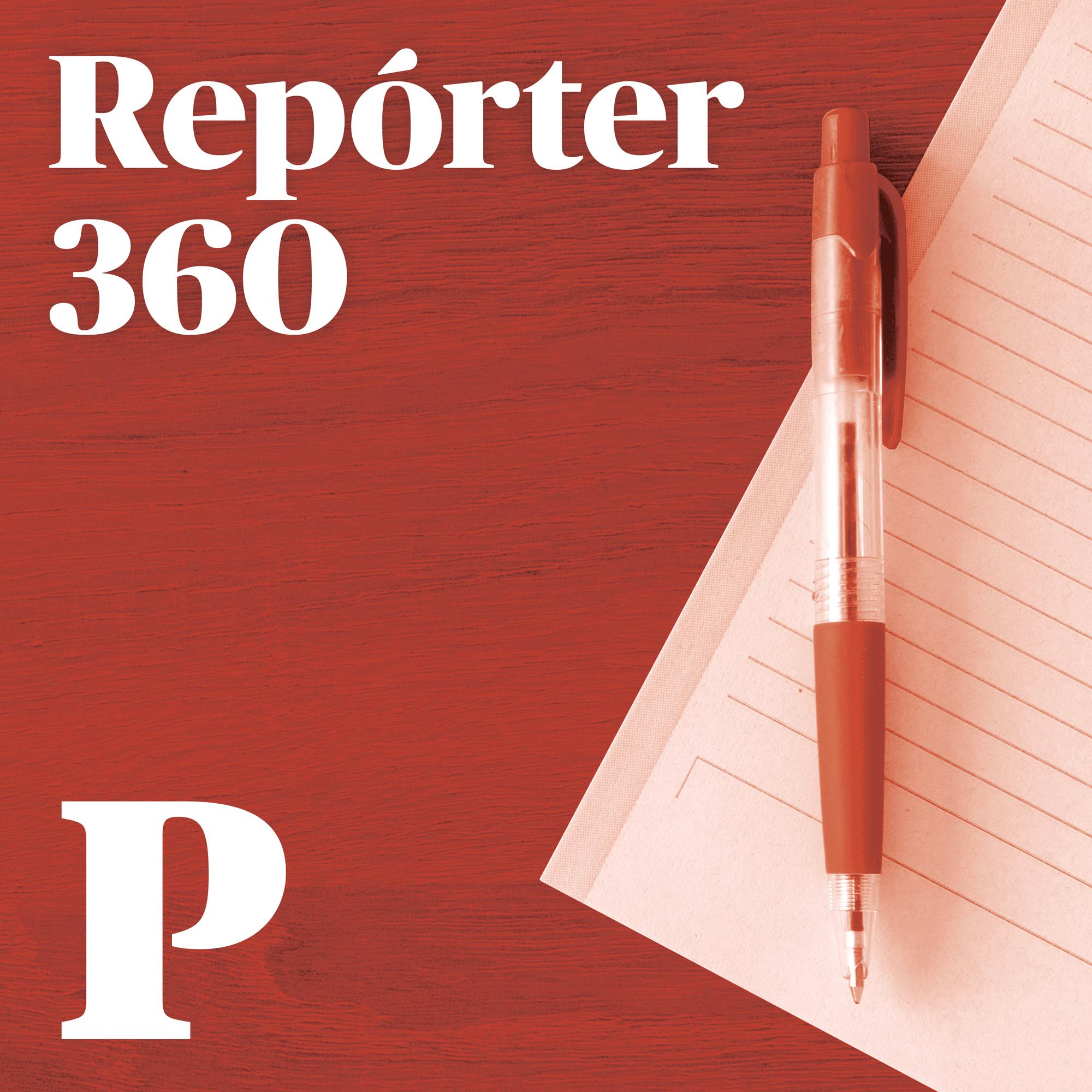 Repórter 360 podcast show image