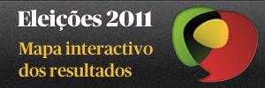 Eleições 2011 - Mapa Interactivo dos Resultados