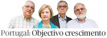 Portugal: Objectivo crescimento