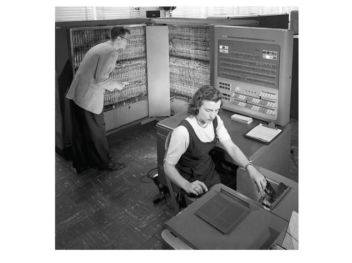 Cientista da IBM