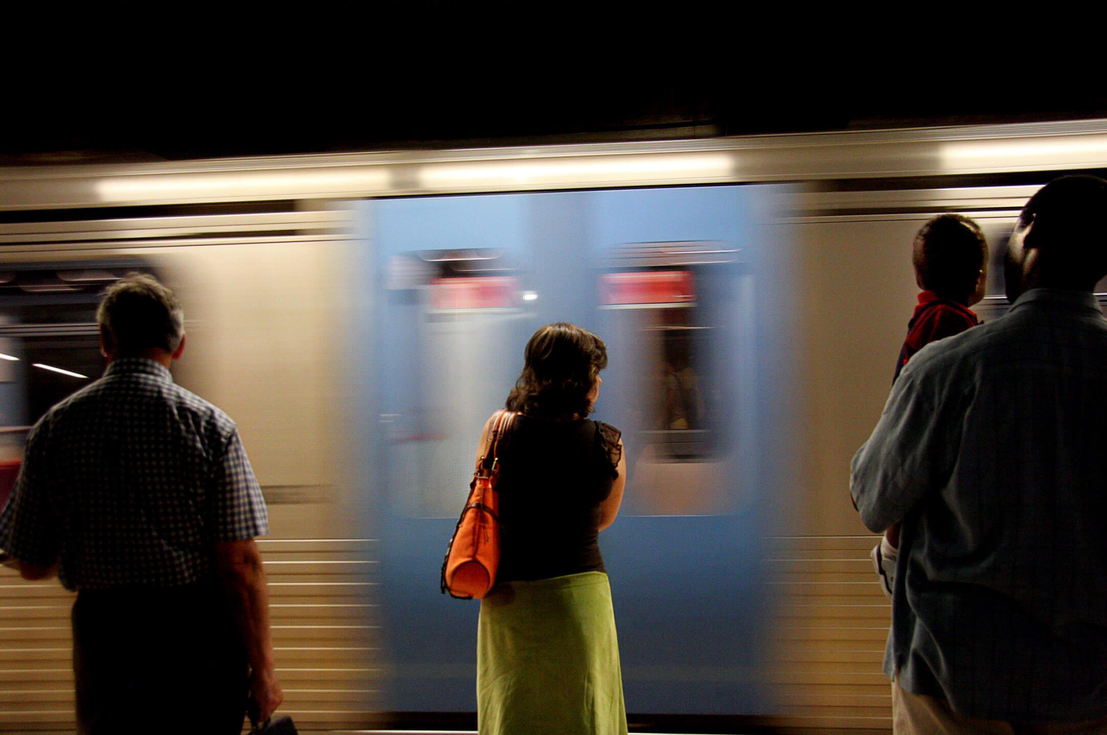 Estação do Metro de Arroios