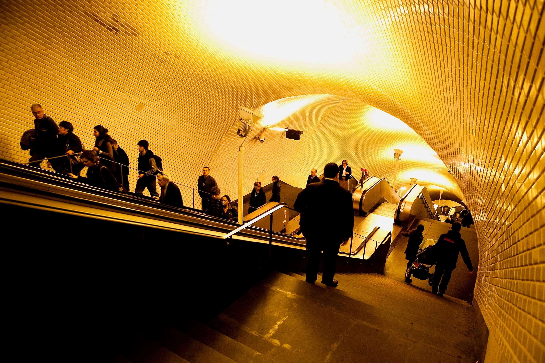 Estação do Metro de Baixa-Chiado