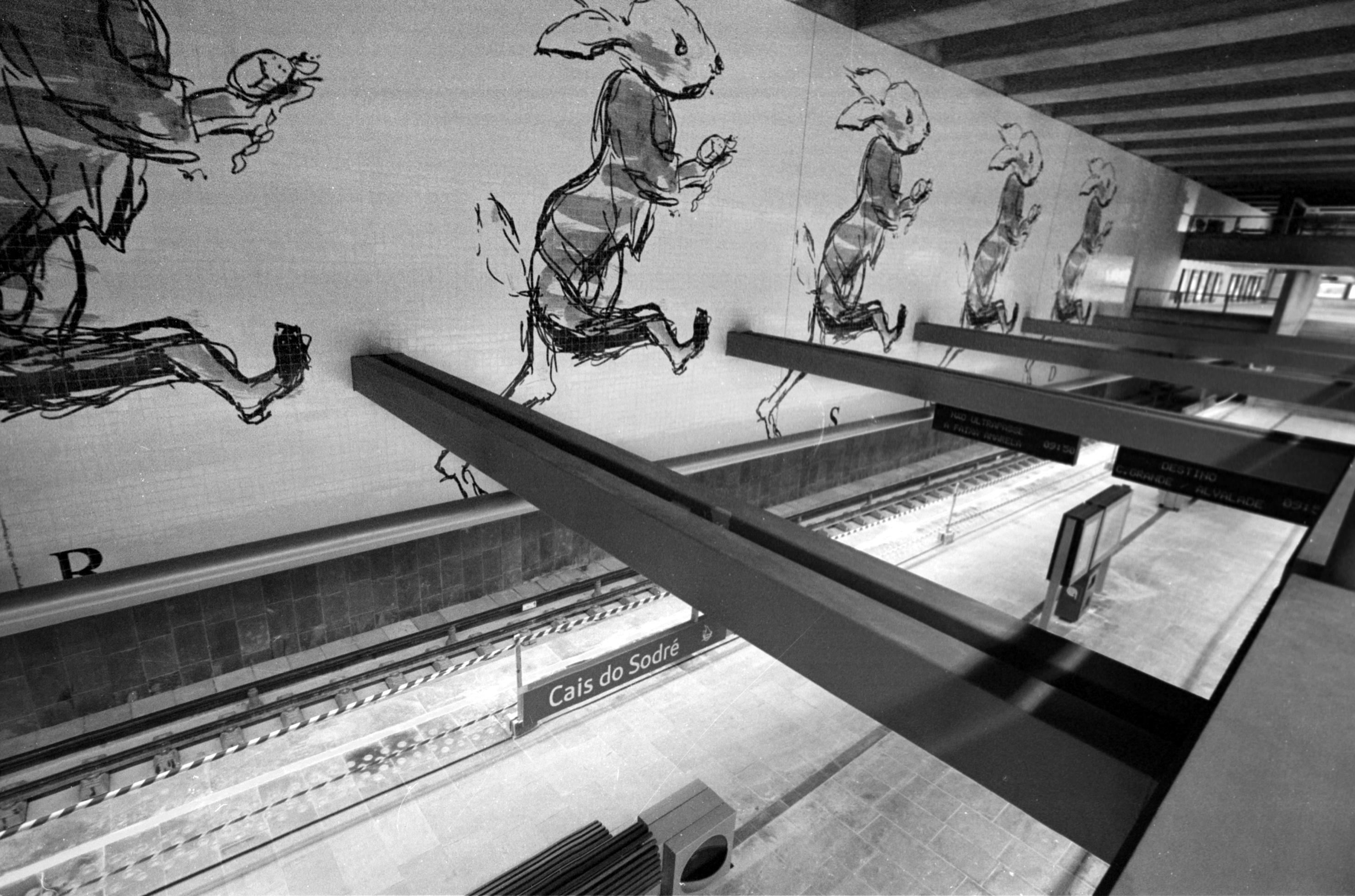 Estação do Metro do Cais do Sodré