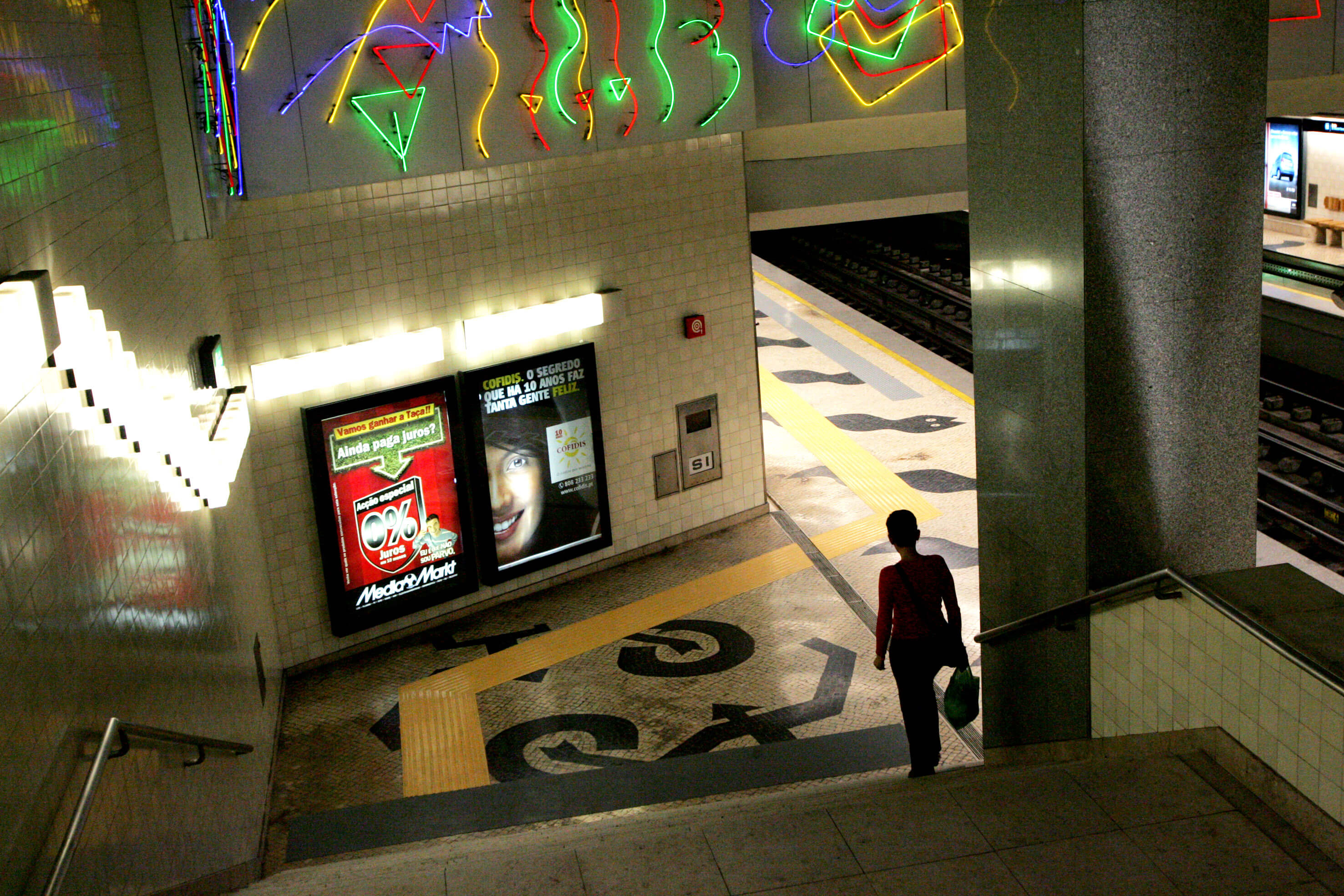 Estação do Metro de Carnide
