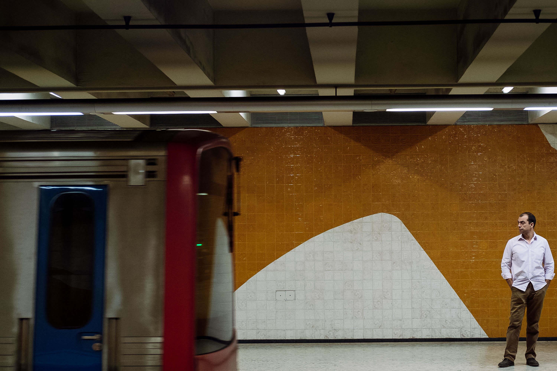 Estação do Metro do Lumiar