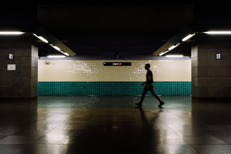 Estação do Metro de Moscavide