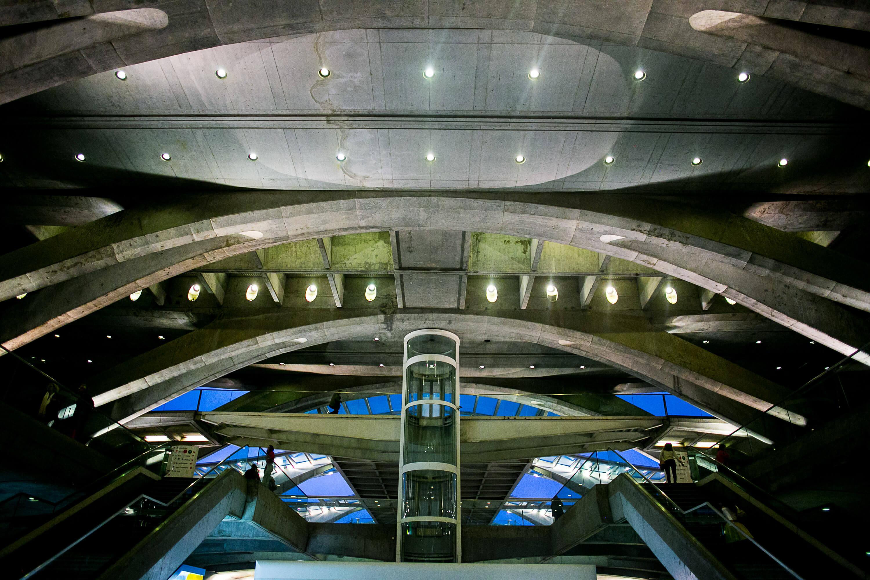 Estação do Metro do Oriente