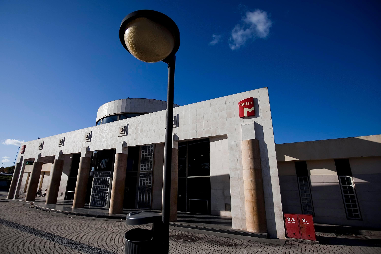Estação do Metro da Pontinha