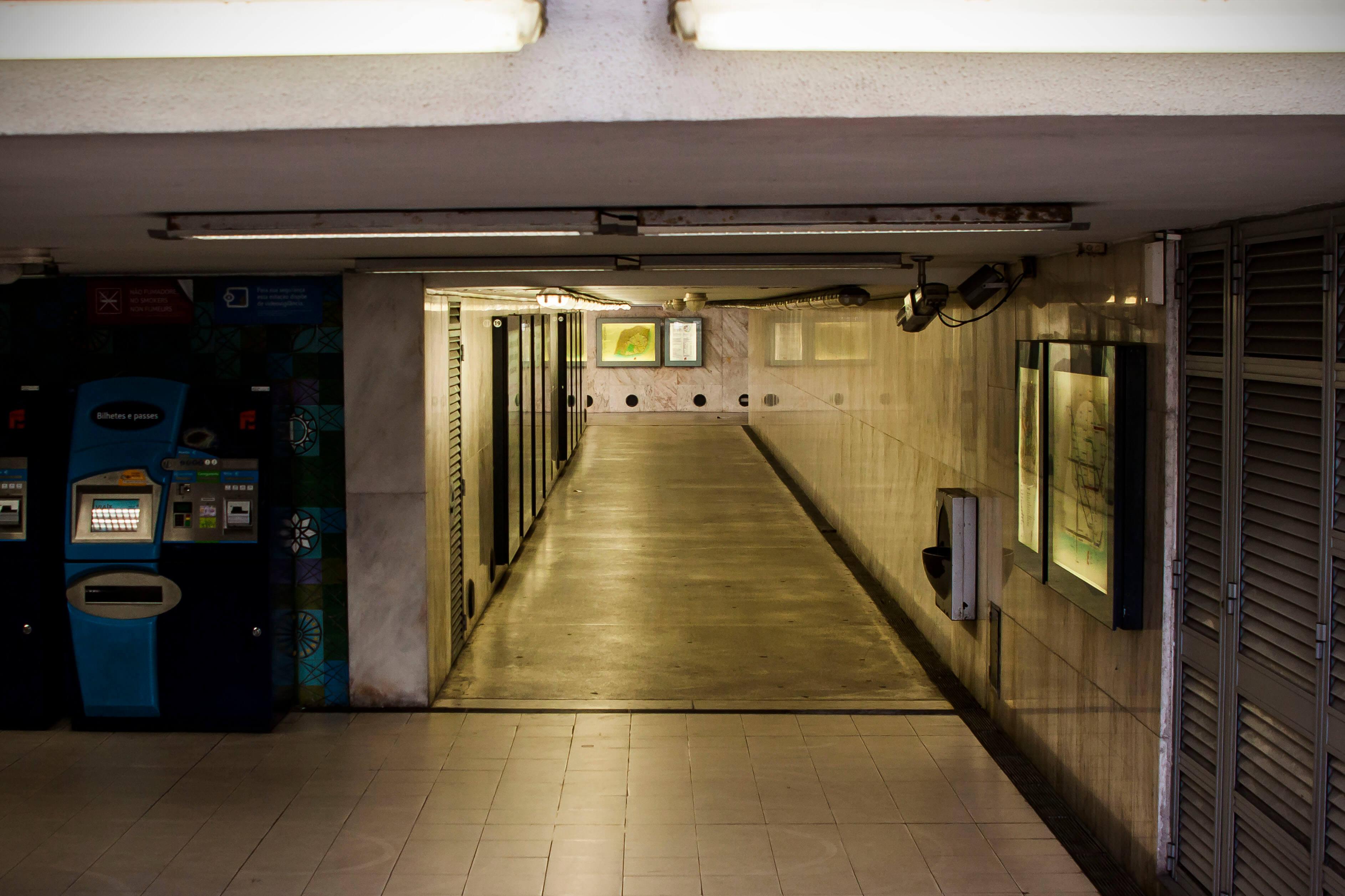 Estação do Metro do Rossio