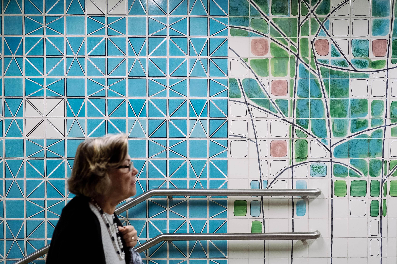 Estação do Metro de São Sebastião