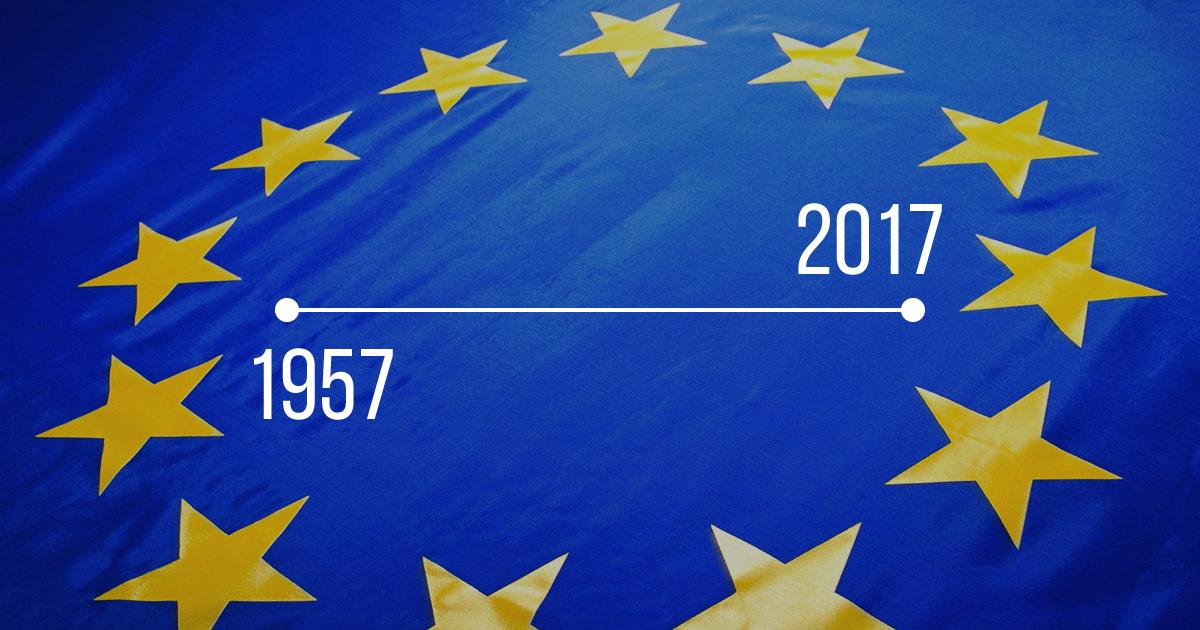 Cronologia 60 Anos De Hist 243 Ria Da Europa E Da Uni 227 O